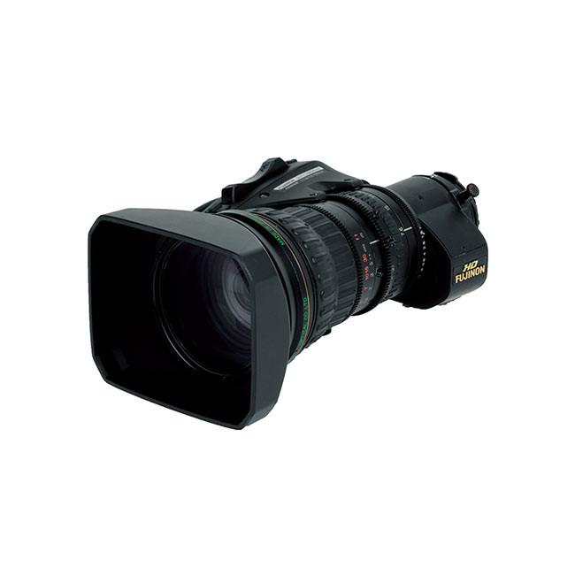 Fujinon HA18x7.6BERD-S10 2/3'' Premier Series Zoom Lens with 2x Extender