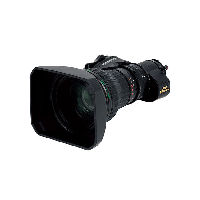 Fujinon HA23x7.6BERD-S10 2/3'' Premier Series Telephoto Zoom Lens with 2x Extender