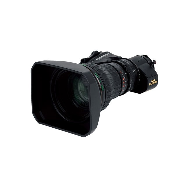 Fujinon HA23x7.6BERM-M6 ENG Lens with Digital Servo Zoom