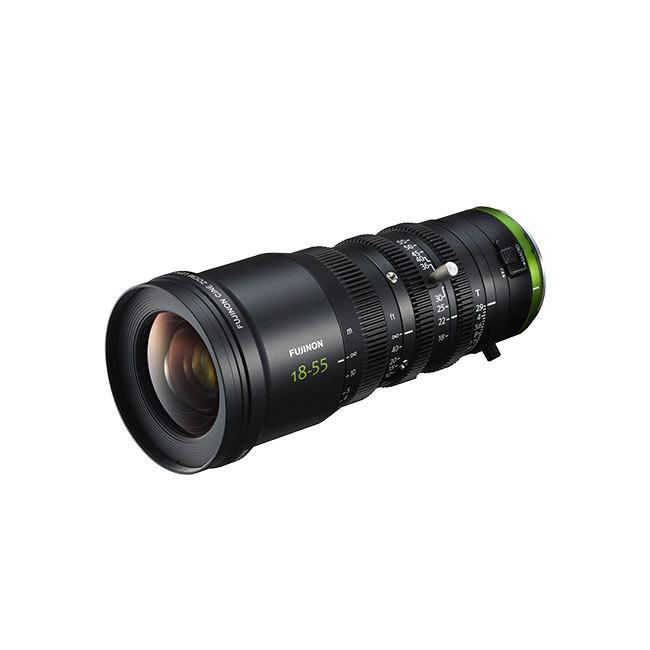 Fujinon Micro 4/3 18-55mm T2.9 CINE Lens