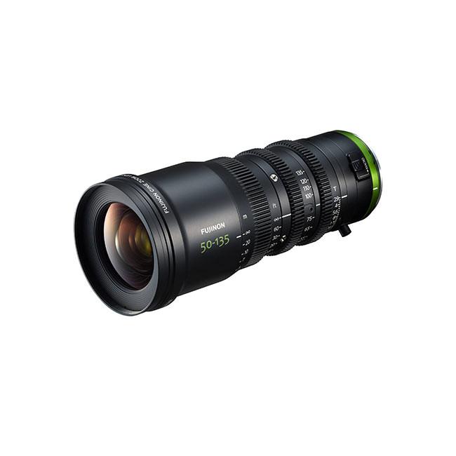 Fujinon Micro 4/3 50-135mm T2.9 CINE Lens