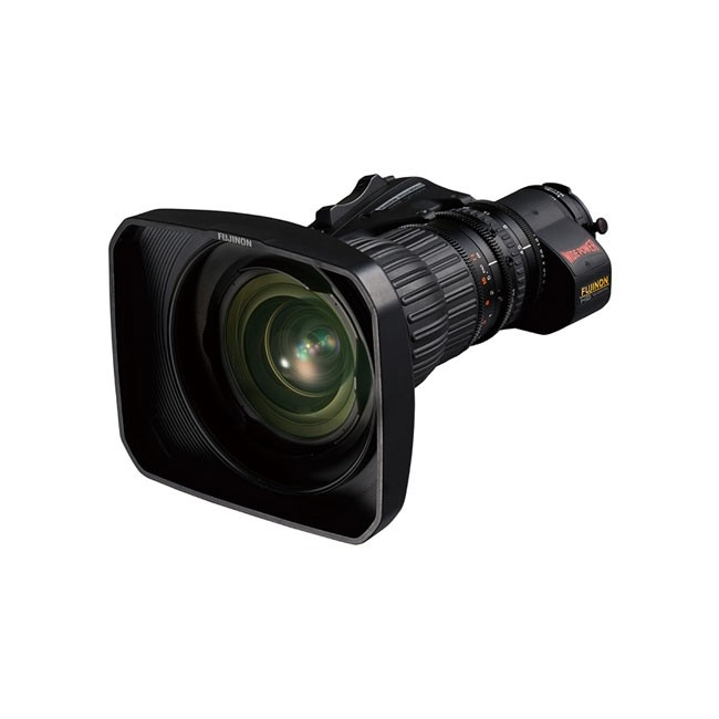 Fujinon ZA12x4.5BERM-M6 ENG Style Lens with Servo Zoom