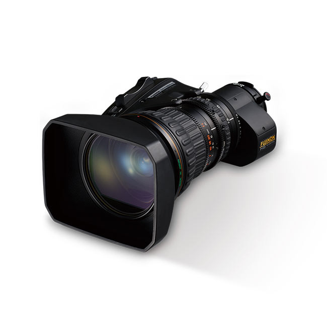 Fujinon ZA17x7.6BERD-S10 2/3'' Select Series Zoom Lens with 2x Extender