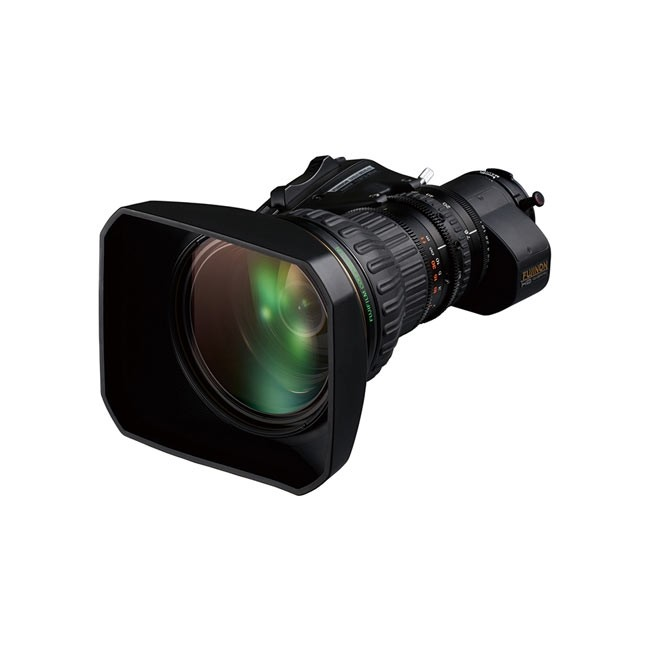 Fujinon ZA22x7.6BERD-S6 with Servo for Focus and Zoom