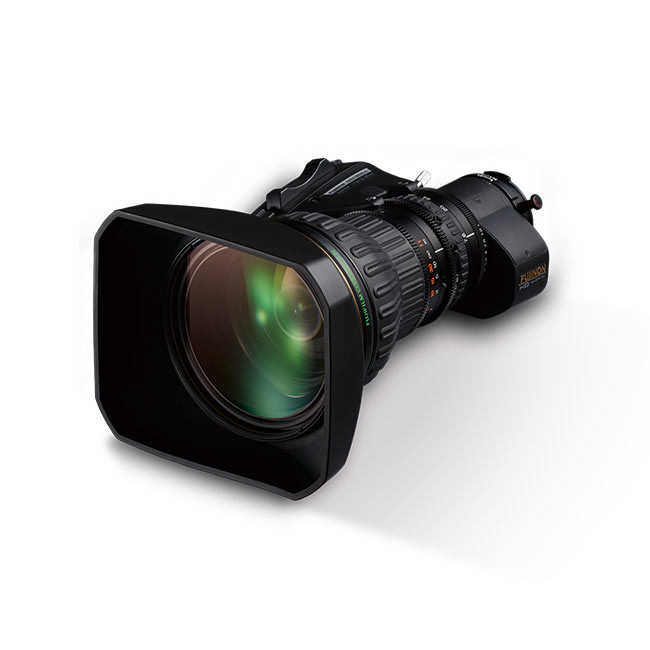 Fujinon ZA22x7.6BERD-S10 2/3'' Select Series Telephoto Zoom Lens with 2x Extender