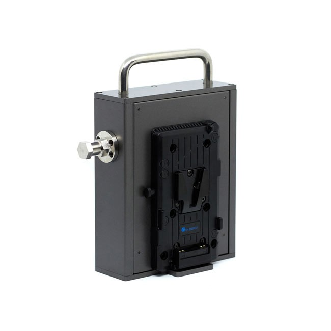 GEN ENERGY Mobile Power Distributor for ARRI Skypanel Series (S30, S60, S120) Bundle
