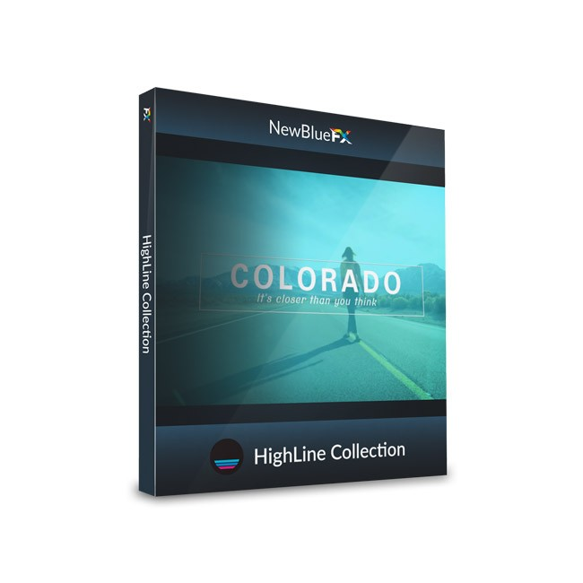 NewBlue HighLine Collection ESD