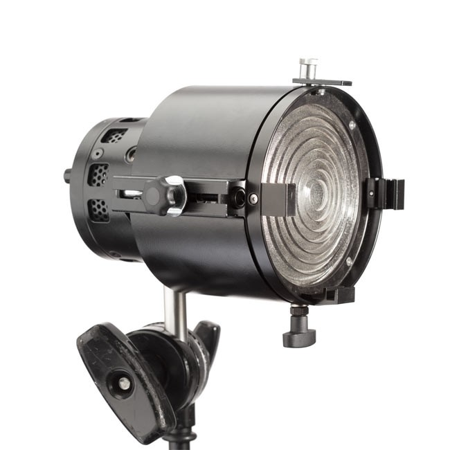 Hive Lighting Bee 50-C Adjustable Fresnel Omni-Color LED Light