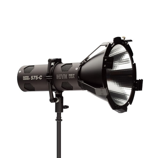 Hive Lighting Super Hornet 575-C Par Spot Omni-Color LED Light