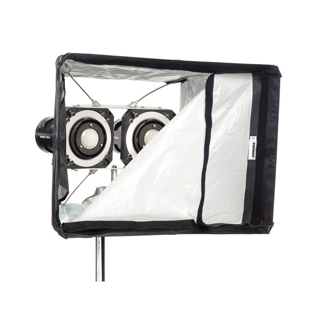 Hive Lighting Double HORNET 200-C Collapsible Softbox Kit