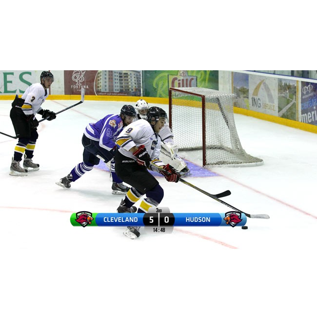 Streamstar ScorePLUS Module for Professional Ice Hockey (Perpetual Licence)