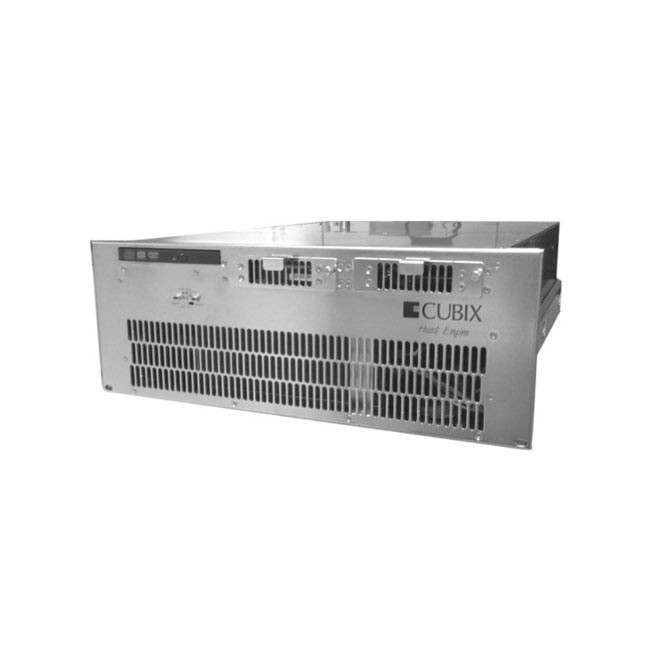 Cubix Host Engine 4U 19'' Rack Workstation