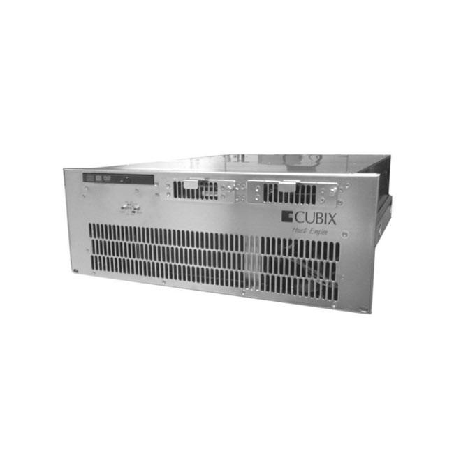Cubix Host Engine 4U 19'' Rack Workstation