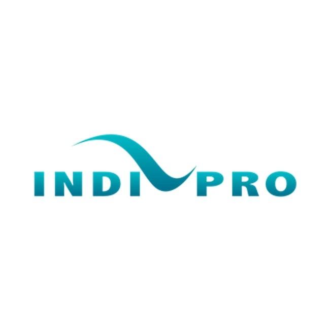 IndiPRO Tools V-Mount Plate for Blackmagic Pocket Cinema Camera 4K with 15mm Rod System (20'')