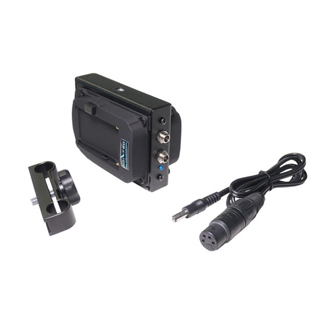 IndiPRO Tools Dual Sony L-Series Power System to Neutrik 4-Pin XLR Connector