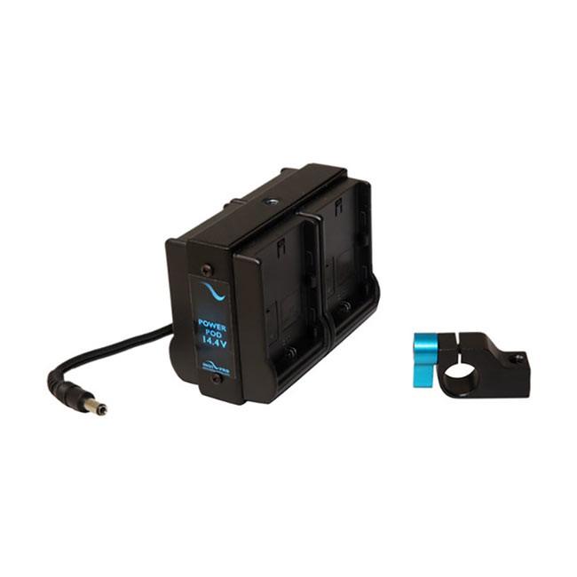 IndiPRO Tools Quad LP-E6 Power System for Blackmagic Cinema Camera