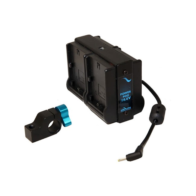 IndiPRO Tools Quad LP-E6 Power System for Blackmagic Pocket Camera