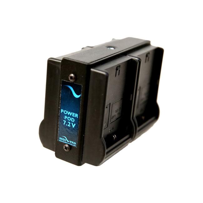 IndiPRO Tools Quad LP-E6 Universal Power System (7.2V)