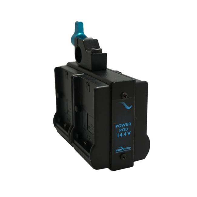 IndiPRO Tools Quad LP-E6 Universal Power System (14.4V)