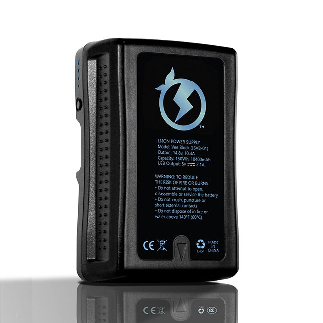 Juicebox 150Wh V-Mount Battery and Charger