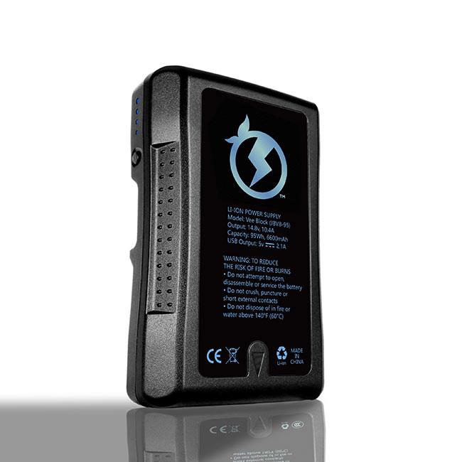 Juicebox 95Wh V-Mount Battery