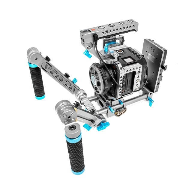 Kondor Blue Z Cam E2 Flagship Ultimate Rig M4/S6/F6/F8