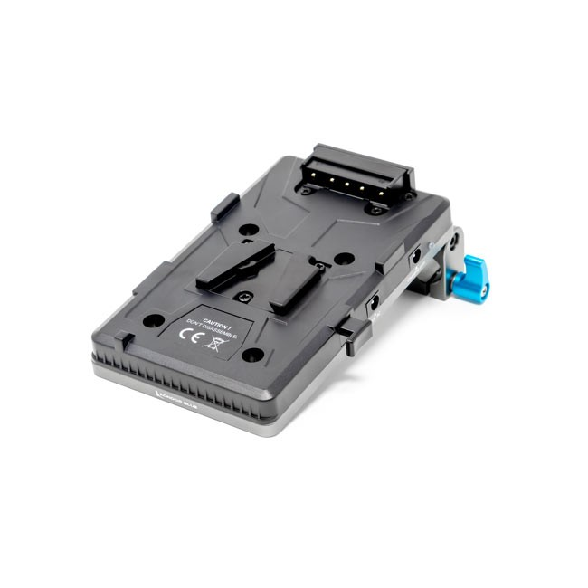 Kondor Blue Cine V-Mount Plate for 15mm Rod Rigs