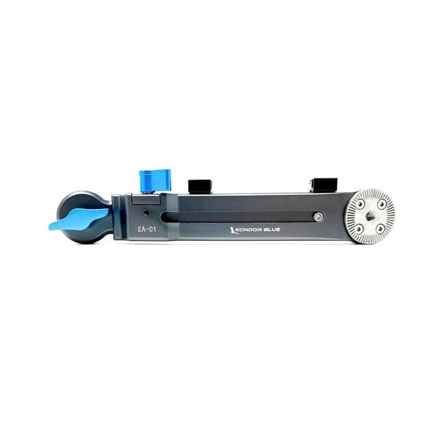 Kondor Blue Rosette Extension Arm (Adjustable Length, Right)