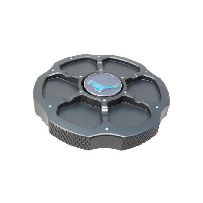 Kondor Blue MFT Mount Body Cap (Metal Space Gray Aluminum Alloy)