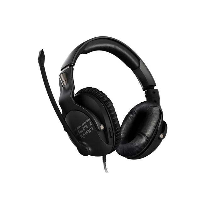 ROCCAT Khan Pro - Competitive High Resolution Gaming Headset (Black)