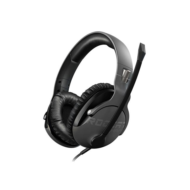 ROCCAT Khan Pro - Competitive High Resolution Gaming Headset (Grey)