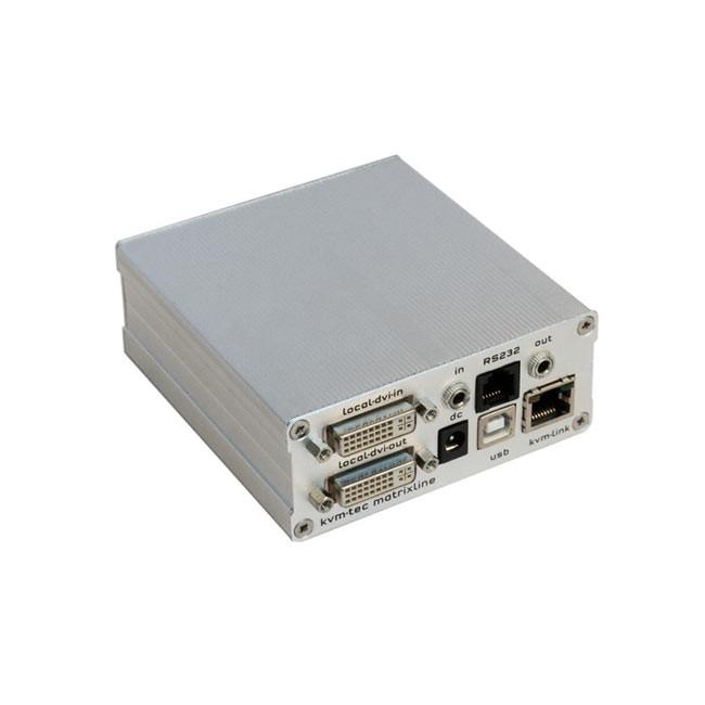 kvm-tec MX1L2000 Matrixline Single Extender (Local Unit)