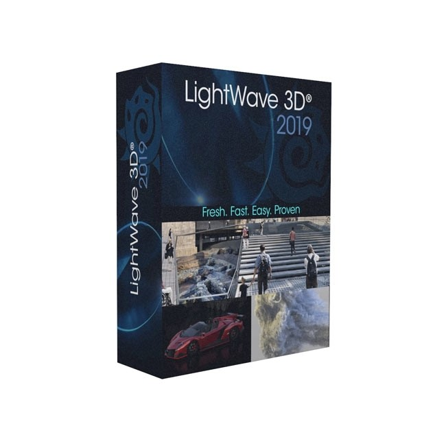 Lightwave 3D 2019 ESD