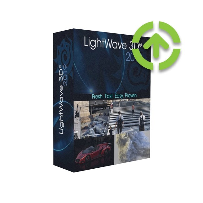 Lightwave 3D 2019 (Upgrade) ESD