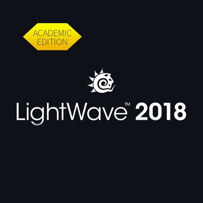 Lightwave 3D 2018 (Academic, Five Seat Pack) ESD