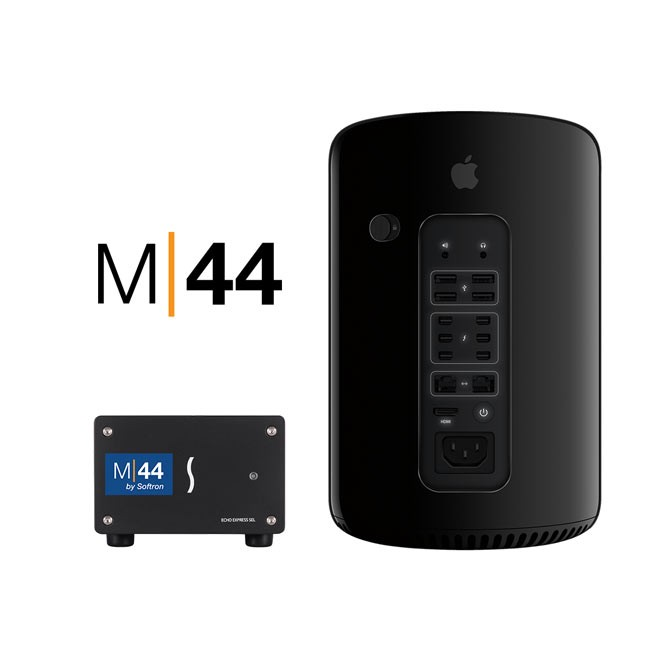 Softron M 44 Bundle (4 Channel Ingest / 4 OTAVE, Dongle Included)