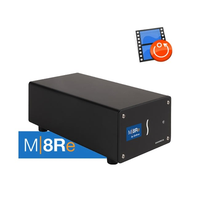 Softron M|8Re (8 Channels Instant Replay, Dongle Included)