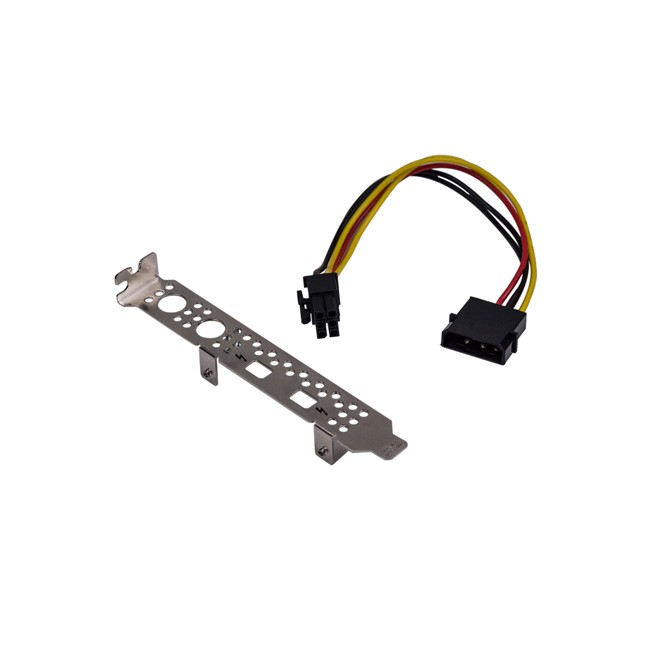 Magma Red Rocket power cable and BNC bracket kit