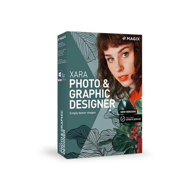 Magix Photo & Graphic Designer 18 ESD