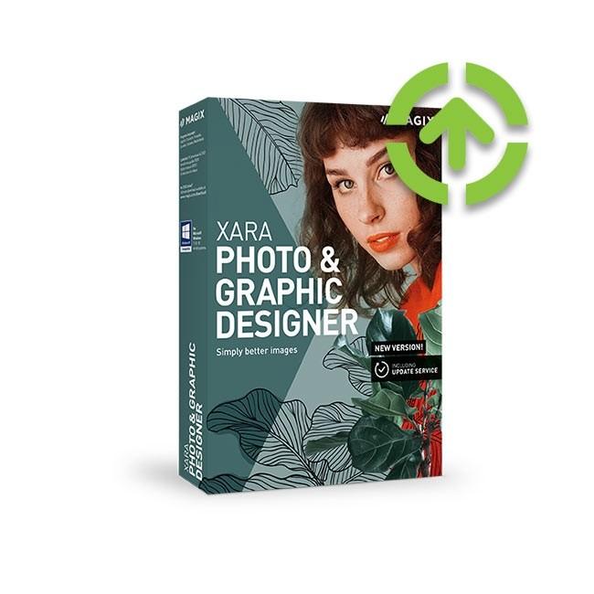Magix Photo & Graphic Designer 18 (Upgrade from Previous Version) ESD
