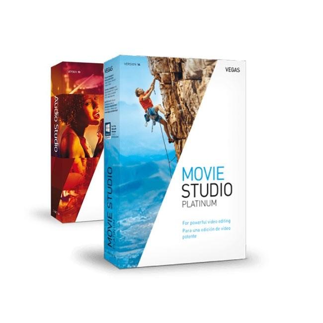 Magix VEGAS Movie Studio 14 Platinum ESD Bundle