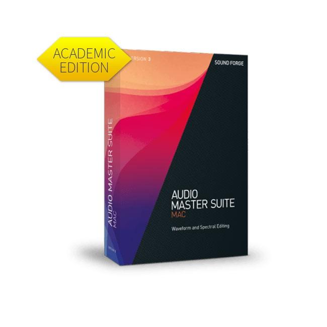 Magix Audio Master Suite Mac 3 - Academic ESD