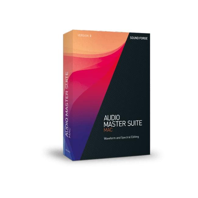 Magix Audio Master Suite Mac 3 (Upgrade from previous version) ESD