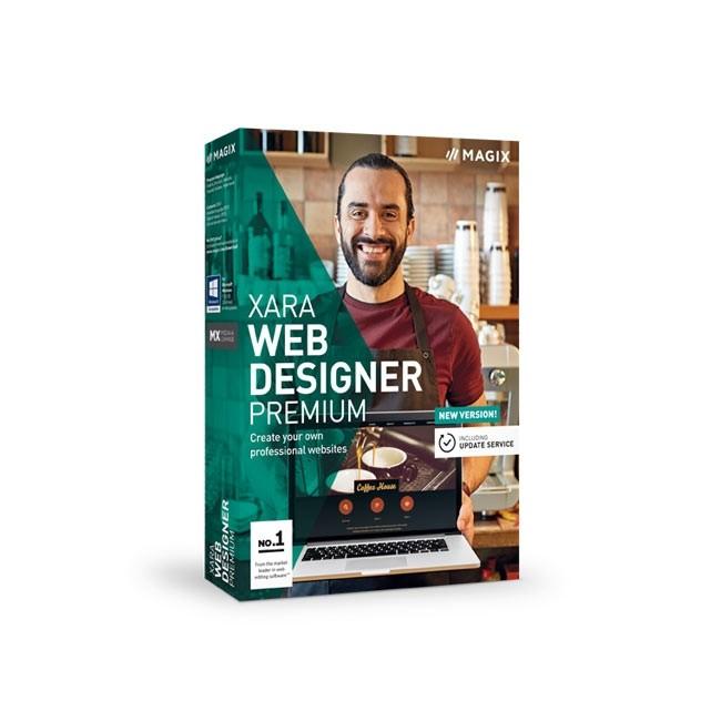 Magix Web Designer Premium 15 ESD
