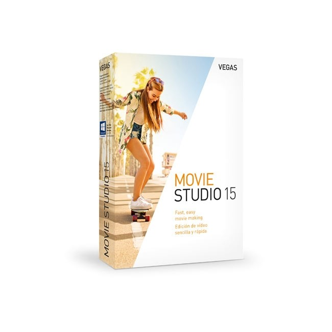 Magix VEGAS Movie Studio 15 ESD