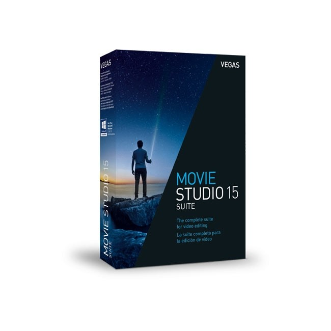Magix VEGAS Movie Studio 15 Suite ESD