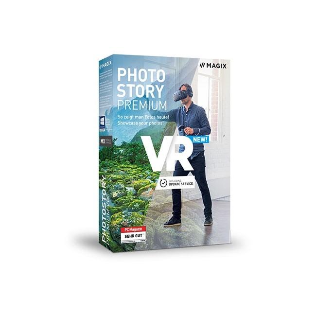 Magix Photostory Premium VR ESD