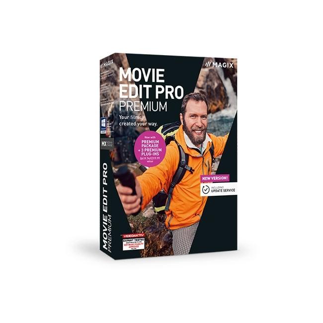 Magix Movie Edit Pro Premium (2019) ESD