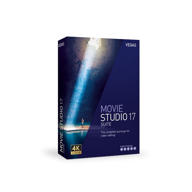 Magix VEGAS Movie Studio 17 Suite ESD