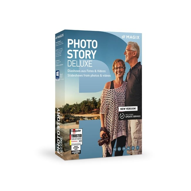 Magix Photostory Deluxe (2021) ESD